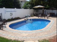 small inground pools for small yards | ... Inground Pools ...