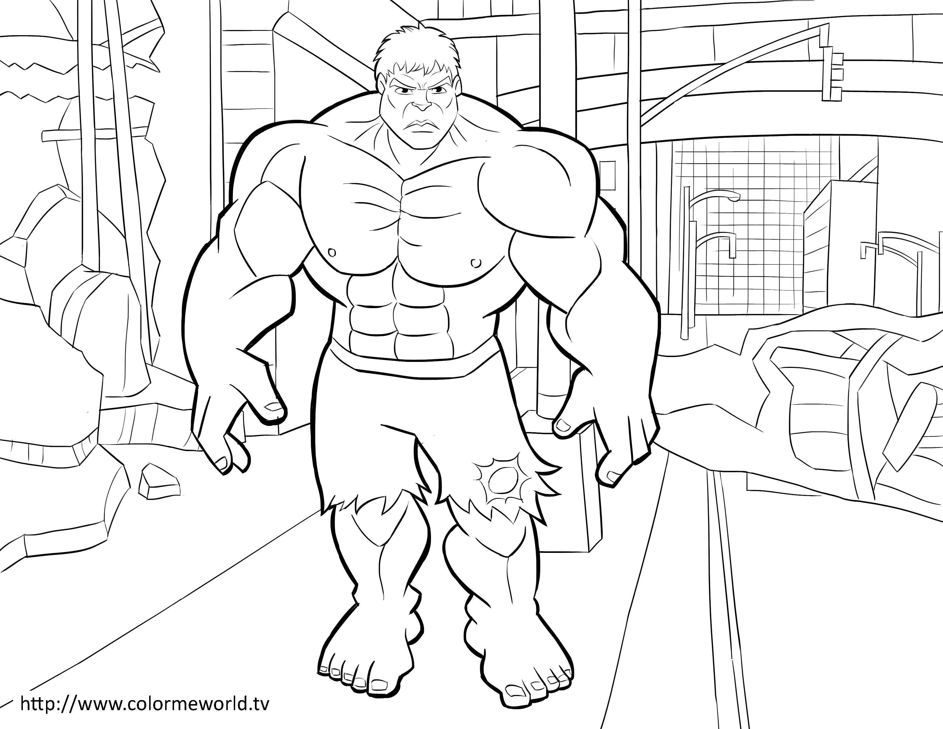 Marvel Coloring Pages Free Printable Marvel Coloring