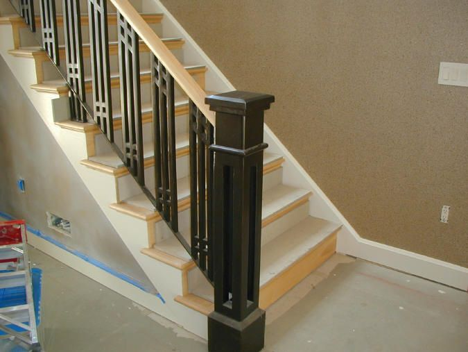 Superb Interior Handrails #6 Interior Metal Railings