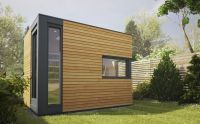 UK Garden Pods & Outdoor Office Building Designed By Pod ...