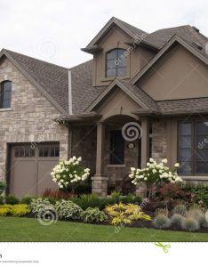 Stucco stone house also plans pinterest houses stones rh