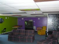 Youth Group Rooms at Church | Church Youth Room Design ...