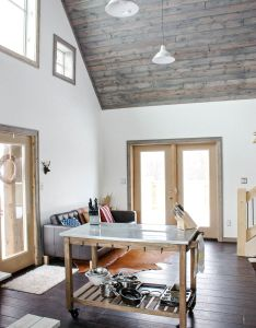 Explore diner ideas smart kitchen and more also new barn conversion inspired home rustic industrial modern rh za pinterest