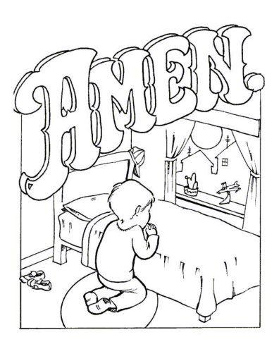 Children's prayer activities This is a wonderful printable