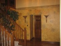 Tuscan Wall Colors | Tuscan Yellow Paint Color Wash  THAT ...