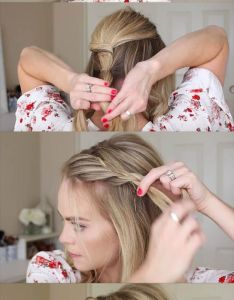 beautiful bridesmaid hairstyles for any wedding homecoming updosimple also updo rh pinterest
