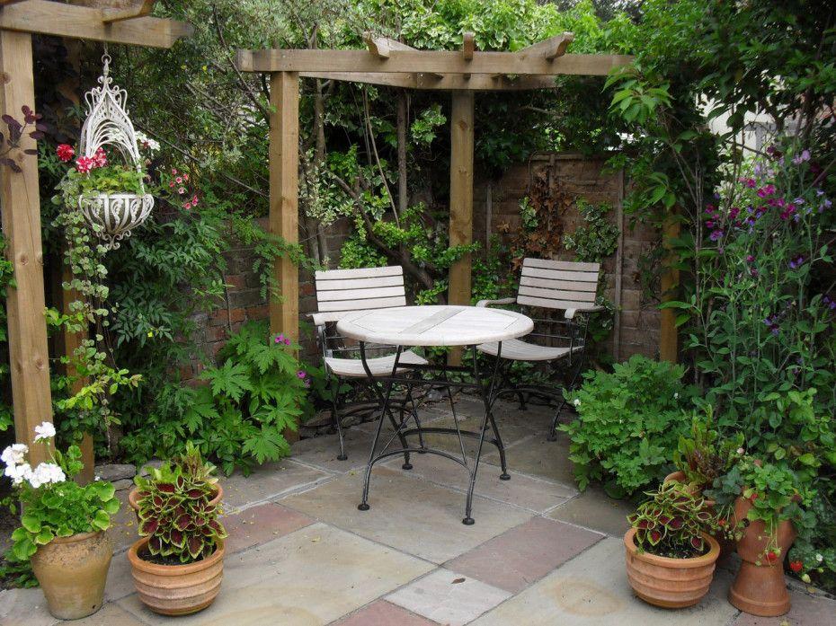 25 Peaceful Small Garden Landscape Design Ideas Gardens Dining