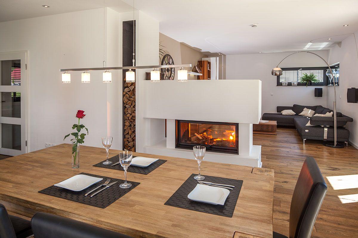 Raumteiler Küche Esszimmer  Diese 20 Genialen Schiebetüren Für