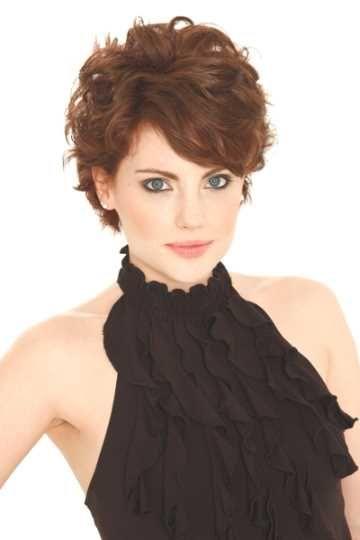 Cool Frisuren Für Lockiges Haar Kurz #damenfrisurenfürlockigeshaar
