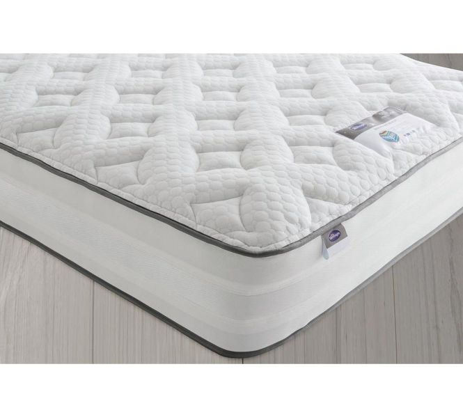 Silentnight Kingfield 2000 Pocket Luxury Double Mattress At Argos Co Uk Visit