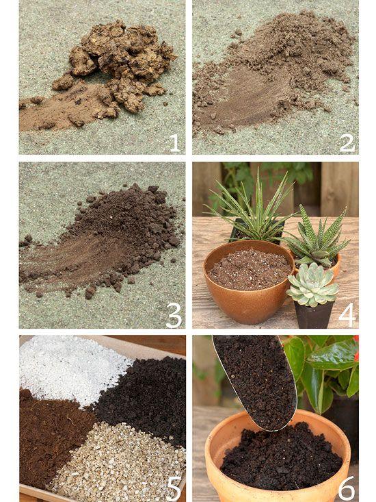 Veggie Garden Soil Mix