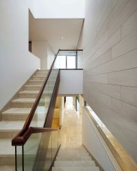 21 Beautiful Modern Glass Staircase Design | Railings ...