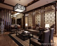 chinese screens room dividers | Chinese style living room ...