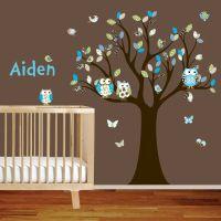Boy Owl Nursery on Pinterest | Owl Nursery, Precious ...