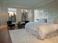√ Idee per le pareti della camera da letto (Foto)