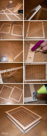 Tutorial  DIY Lipstick holder (Sandra Holmbom) | Diy ...