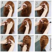 hairstyles long hair braids