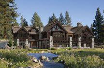 Luxury Log Cabin Home Plans