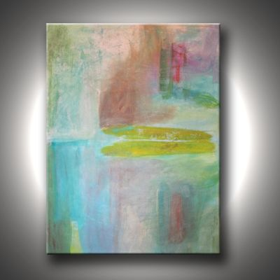 Large contemporary original modern abstract painting decor wall art by libby emi also rh pinterest