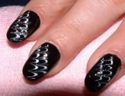 toenail art design simple easy