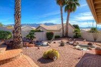 simple Arizona backyard | Desertscape Landscaping Ideas ...