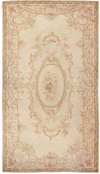 Antique French Aubusson Carpet 46451 Main Image - By ...