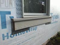 Exterior Window Trim Proportion To Siding Size - Windows ...