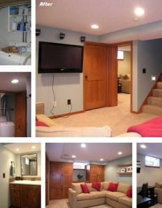 Take inspiration from these inventive small basement decorating ideas also rh no pinterest