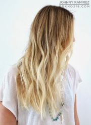 summer beach blonde hair ideas