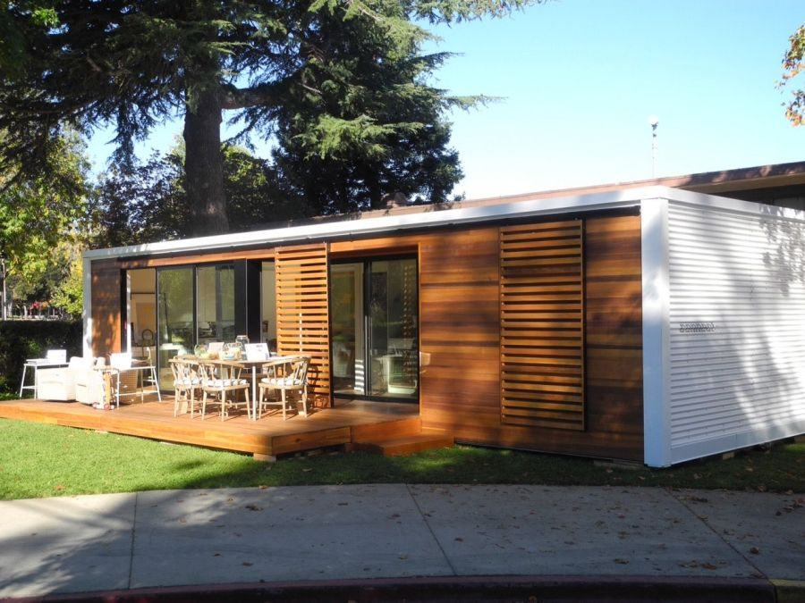 Prefab House By Connect Homes In Silicon Valley Kitset