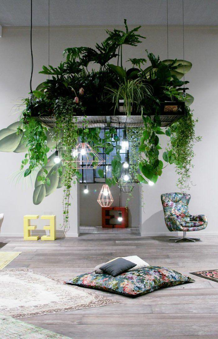 99 Great Ideas To Display Houseplants Patio Roof Houseplants
