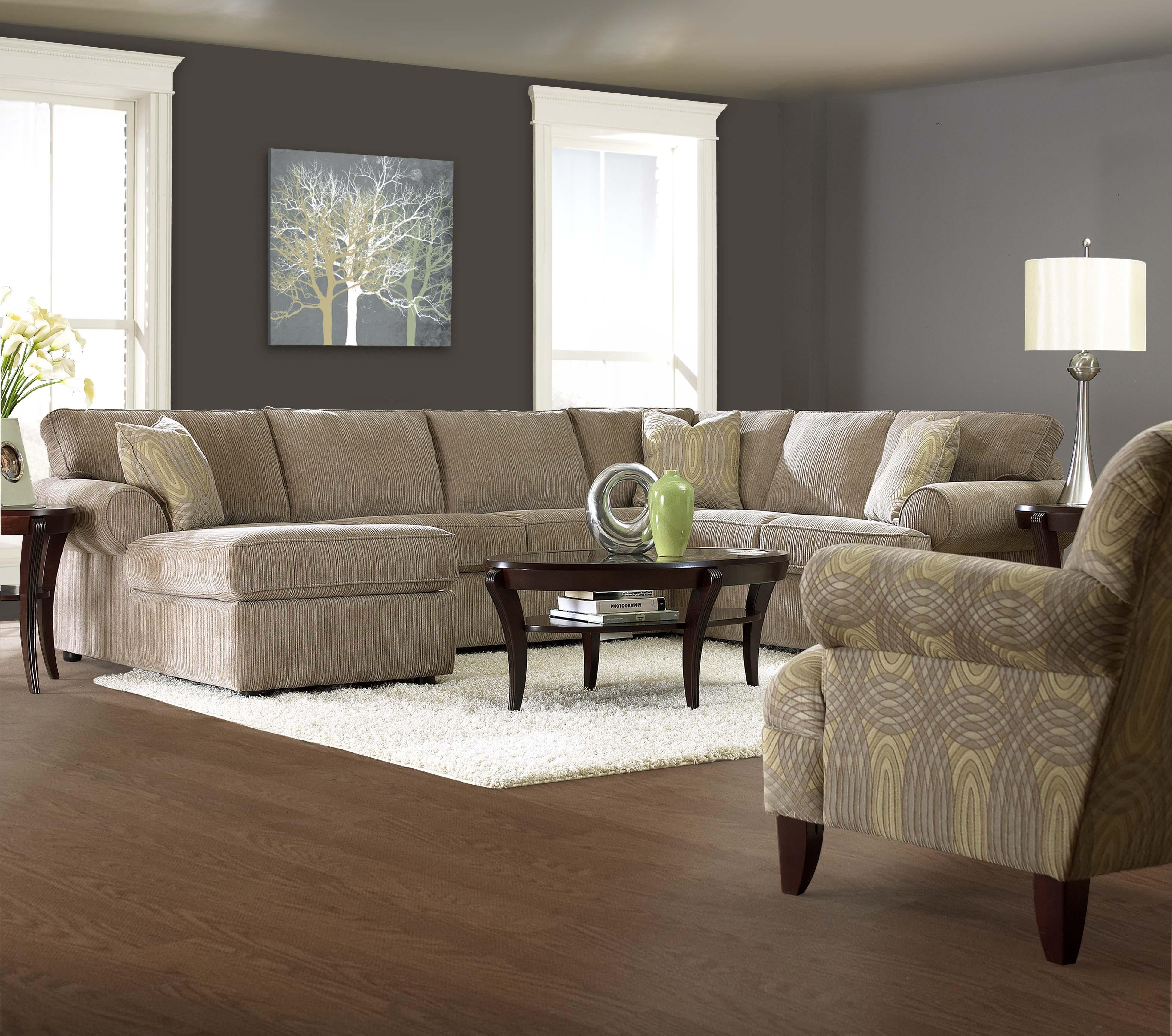 left chaise sofa sectional slipcover oak table plans transitional with rolled arms and