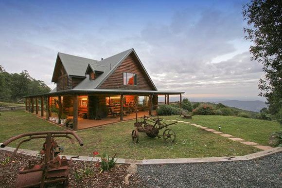 Farmhouse Style Plans Home Design Healesville Exotic