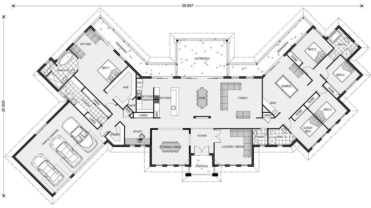 Montville 462 Home Designs In Melbourne NW Essendon GJ