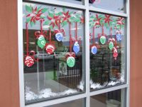 Christmas Window Painting Decorations | www.pixshark.com ...