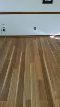 Timbermax TG timber flooring - colour: Spotted Gum ...
