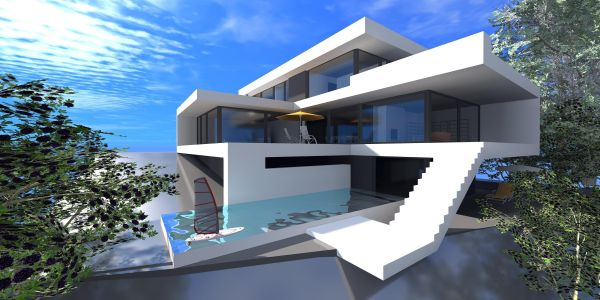 Decorating Wonderful Futuristic Home Ideas Inspiring . House