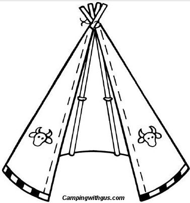 A Camp Teepee: Fun Camping Activities Ideas for Kids