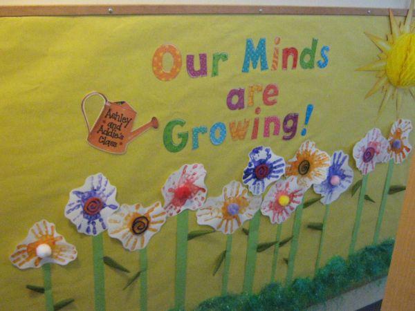 Garden Bulletin Boards Ideas
