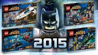 LEGO DC : 2015 Justice League Sets - FULL ANALYSIS Lego ...