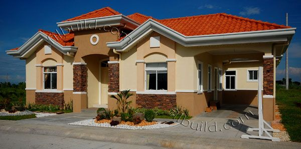 Filipino Contractor Architect Bungalow House Design Philippines