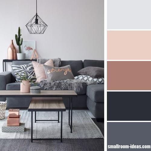 colour scheme ideas small living room rugs uk 15 simple color decor