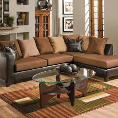 Manhattan Five Seater Sofa Set 3 1 Brown Back Bar San Jose Couch With Chaise Bicast Chocolate Two Piece