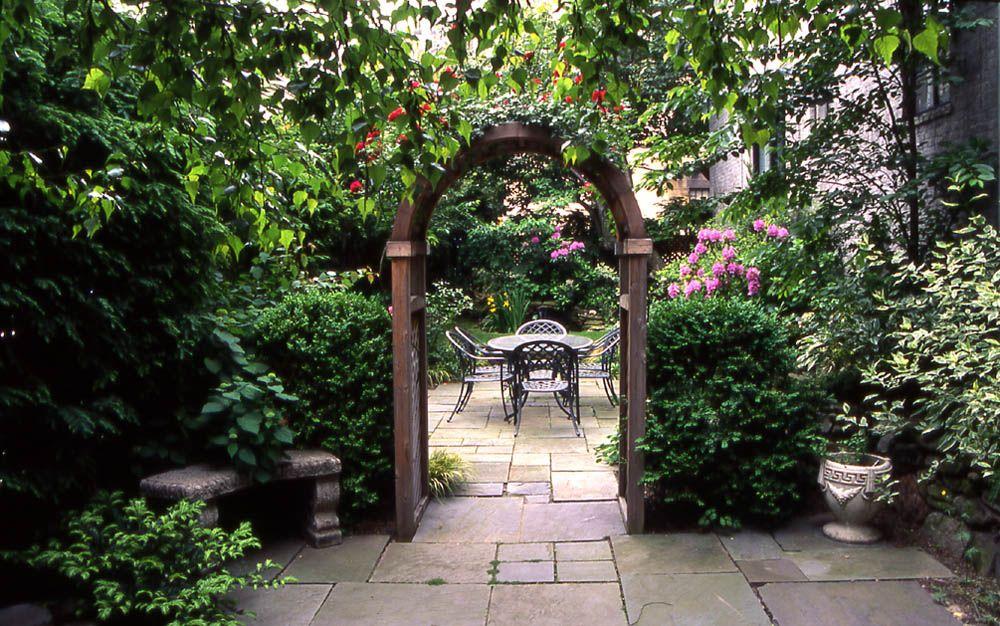 Victorian Garden Gardens And Gardening Ideals Pinterest