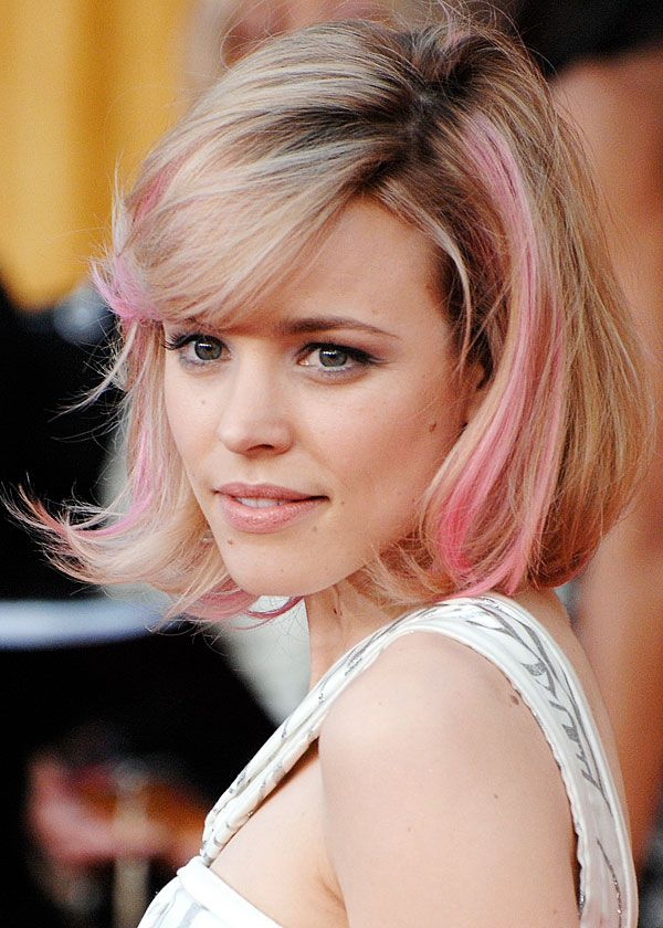Pink blonde hair color ideas the best hair color 2017 hot pink streaks in long blonde hair 3 colors pmusecretfo Choice Image