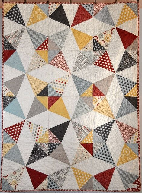 Periwinkle Quilt Template