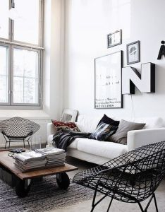 Black  white living room also moody hues rooms and grey rh pinterest