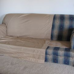 How To Make A Sofa Bed From Scratch Reading U21 Sofascore Making Couch Covers Two Queen Sheets And