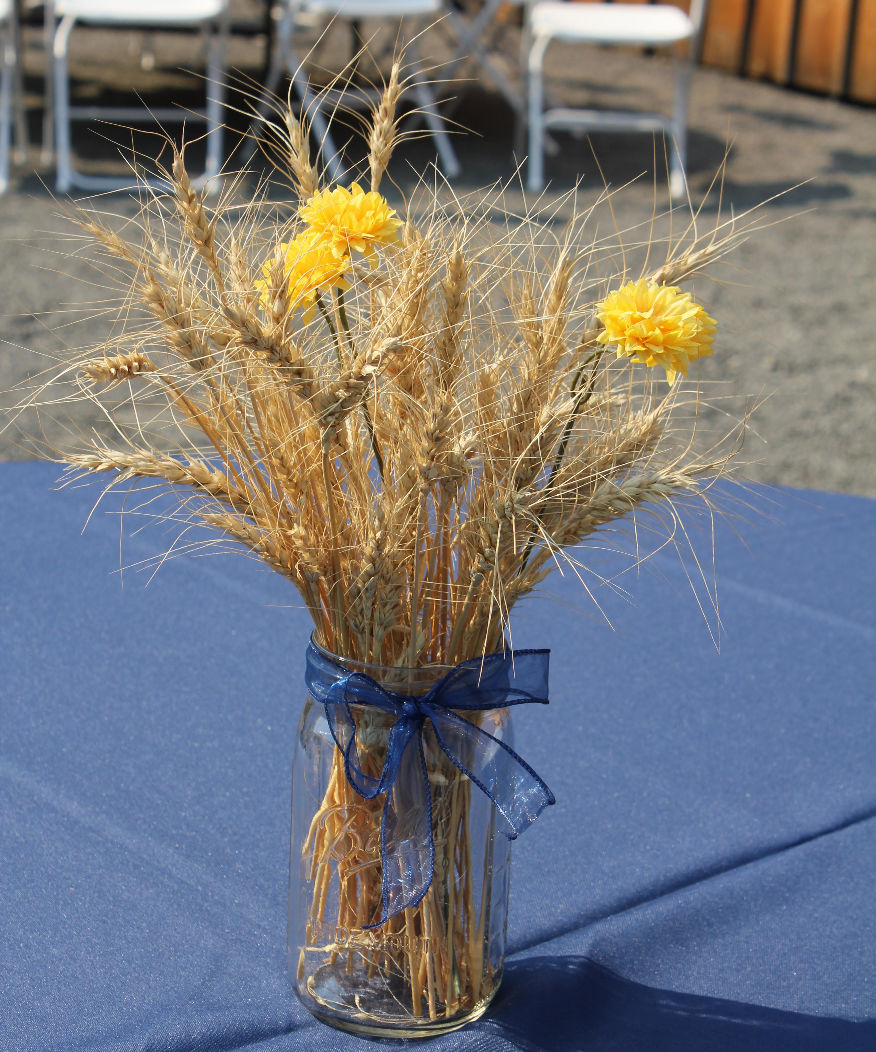 Western Table Centerpieces  Table centerpieces  simple