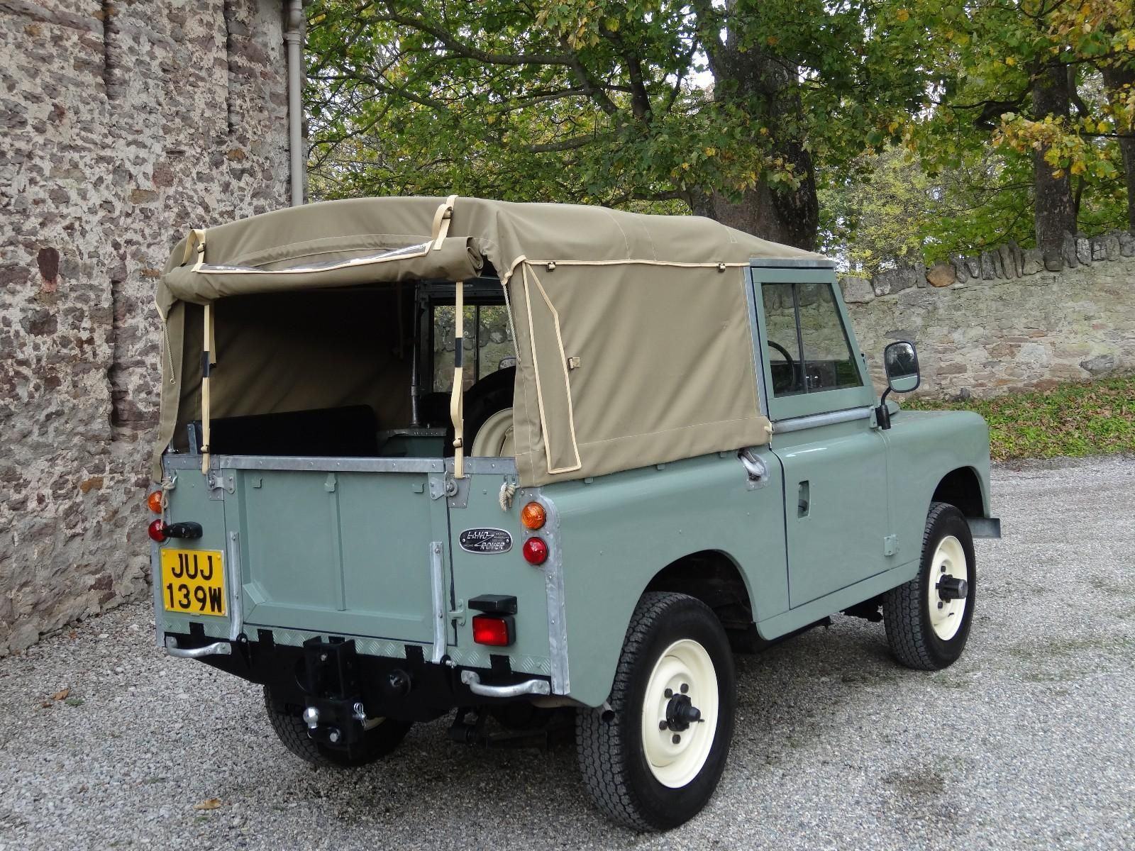 For Sale 1952 Land Rover Series 1 80 Inch